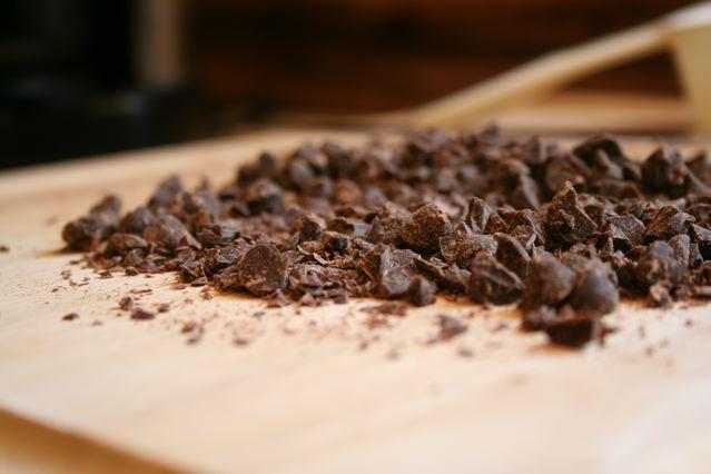 chopped-chocolate